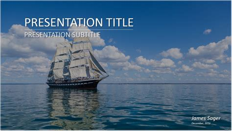 powerpoint themes ships free ship powerpoint template 11035 sagefox powerpoint