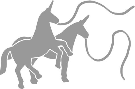 unicorn carving pattern unicorn stencil clipart best
