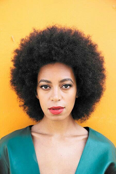 solange knowles natural solange knowles afro beauty nappy hair pinterest