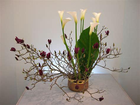 ikebana fiori ikebana l arte della composizione floreale orientale