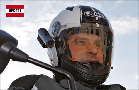 Motorradhelme Sterreich by Verwirrung Um Action Cam Verbot Tourenfahrer