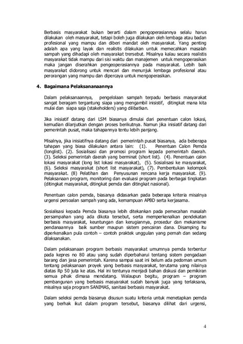 masalah pengelolaan program corporate social 384155276 pengelolaan sah berbasis masyarakat