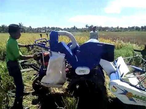 Mesin Zaaga zaaga mesin panen padi made in madiun live maluku