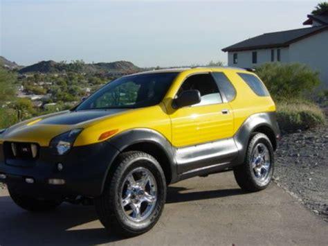 how to sell used cars 2000 isuzu vehicross free book repair manuals sell used 2001 isuzu vehicross proton yellow dohc 24v 215hp arizona in phoenix arizona united