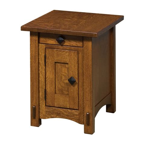 End Table Cabinet by Amish End Tables Amish Furniture Shipshewana Furniture Co