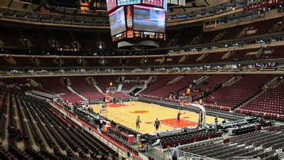 nba arenas chicago bulls united center