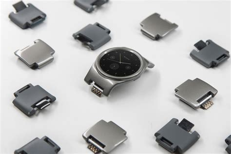 Smartwatch Blocks Blocks Primo Smartwatch Modulare Al Mondo Webnews