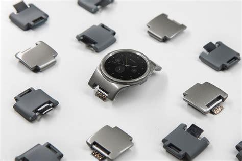 Smartwatch Blocks Blocks Primo Smartwatch Modulare Al Mondo Webnews