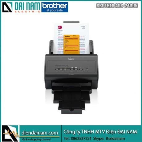 sell scanners brother ads 2400n, ptouch ads 2400n brother