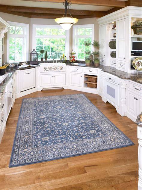 Area Rug In Kitchen Area Rugs Pinterest Area Rugs For Kitchens