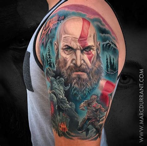 kratos tattoo tattoo collections