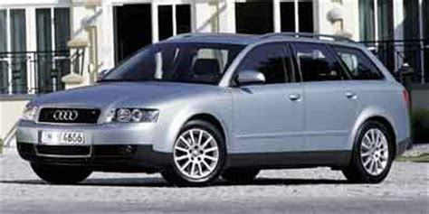 2002 audi a4 details on prices, features, specs, and