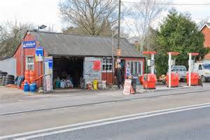 quaint garage and burmah petrol station 169 facey
