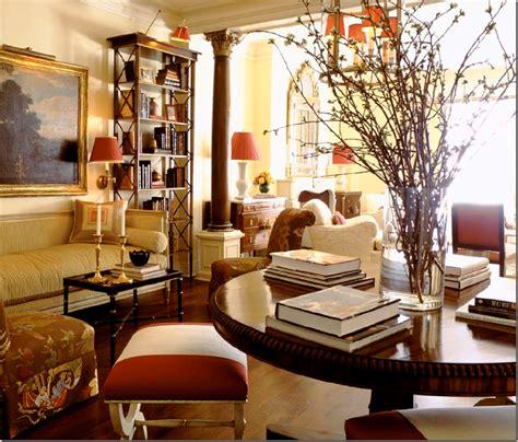 David Interiors by Cote De David Easton And The Center Table