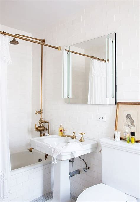 nyc subway bathrooms inside the nyc home of designer michelle smith