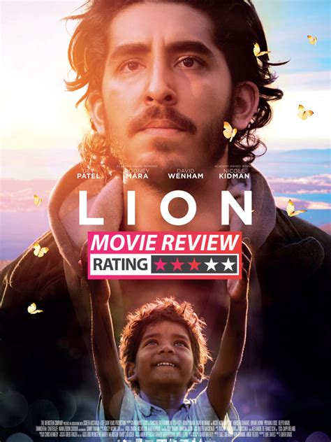 film lion reviews lion movie review dev patel sunny pawar and nicole