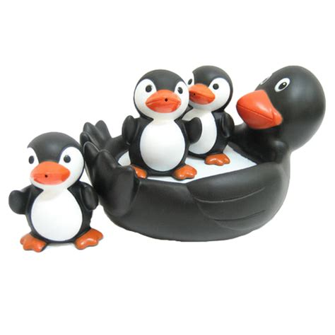 Pinguin Set penguin bath set penguins