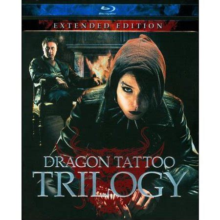 dragon tattoo trilogy extended edition the trilogy extended edition