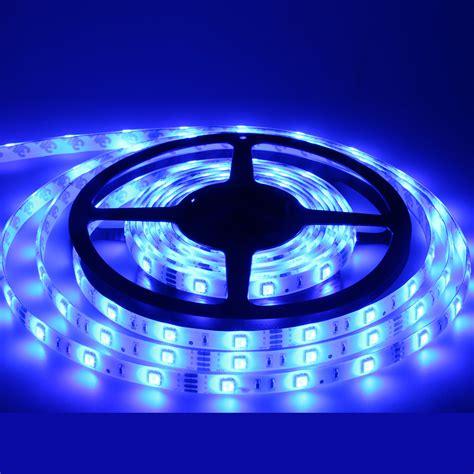 bright led light strips new 5m waterproof bright 5050 smd 300 led rope light 12v us ebay
