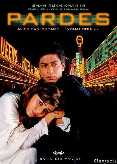 film india pardes pardes 1997 shahrukh khan hindi movie posters