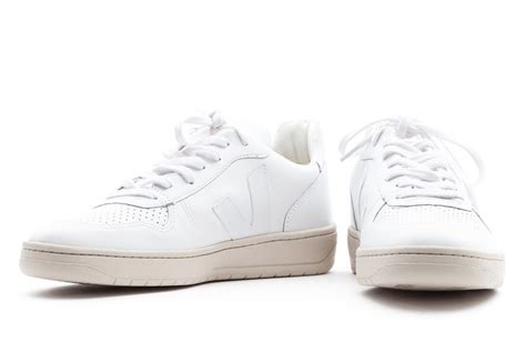 trade sneakers veja s pack v10 leather sneakers are organic fair