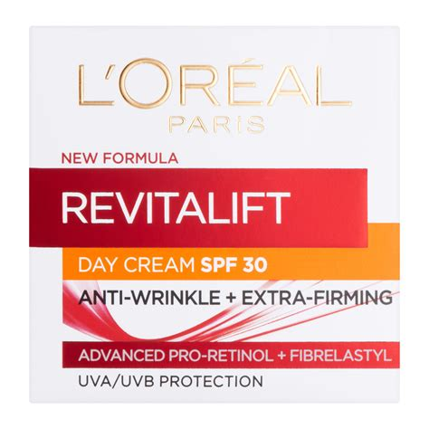 Day L Oreal l or 233 al revitalift day spf30 housekeeping
