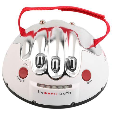 polygraph shocking liar micro electric shock lie detector zj ebay