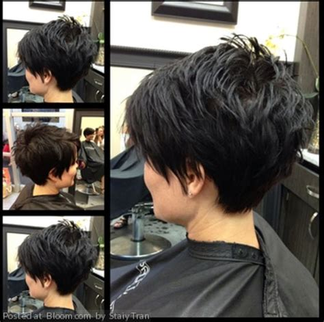 medium stacked haircuts behind ears 27 best short haircuts for women hottest short hairstyles
