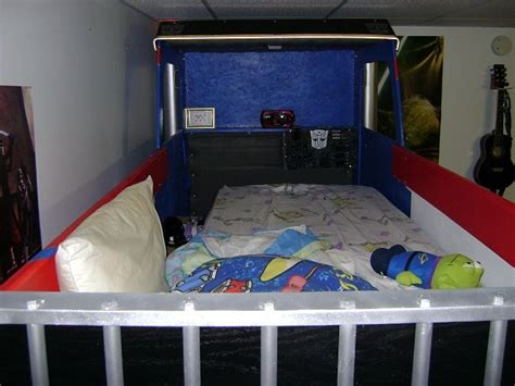 transformer bed transformer optimus prime bed all