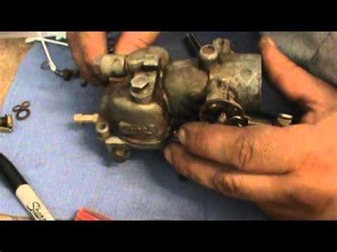 reassembling  zenith carburetor   wisconsin vhd engine youtube