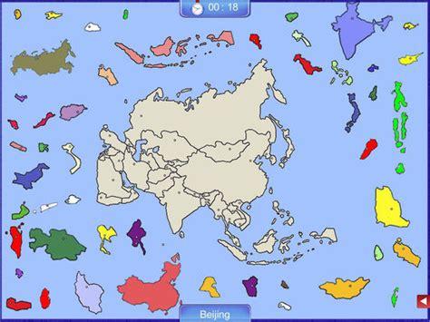asia map puzzle app shopper asia puzzle map education