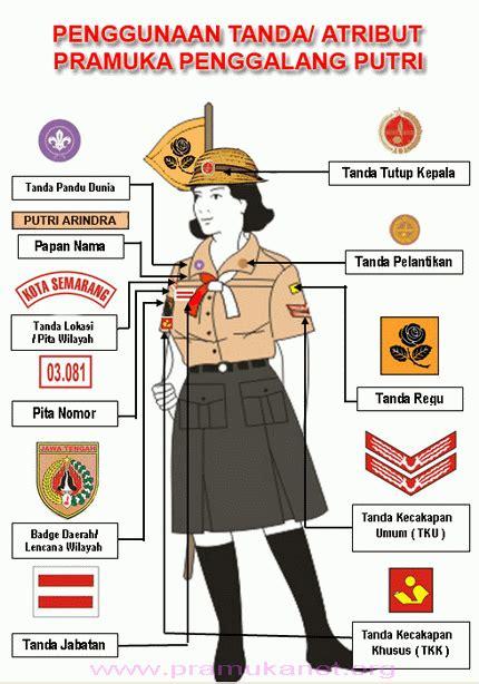 Baju Pramuka Sd Siaga penggunaan atribut pramuka grosir pramuka