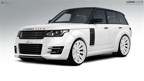 land rover lumma 2013 range rover targeted by lumma design autoevolution