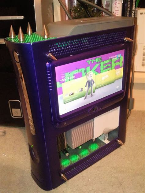 game gear led mod 30 best images about custom xbox 360 rgh jtag on pinterest