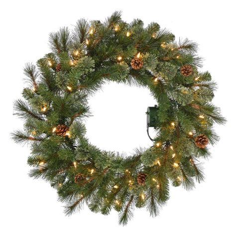 10 best christmas wreaths for the front door in 2018