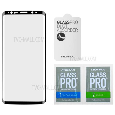 Anti For Samsung Galaxy A720 Tempered Glass Anti momax 0 3mm 3d cover anti explosion tempered glass for samsung galaxy s9 sm g960