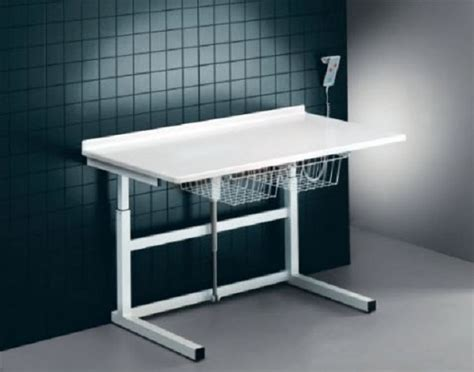 Change Table Height Pressalit Care Freestanding Height Adjusting Change Table Changing Table