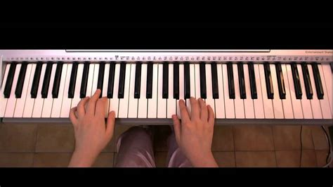 tutorial piano christmas deck the halls easy piano tutorial easy piano lesson