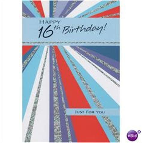 printable birthday cards 16 year olds 1000 images about 16th birthday cards on pinterest 16th