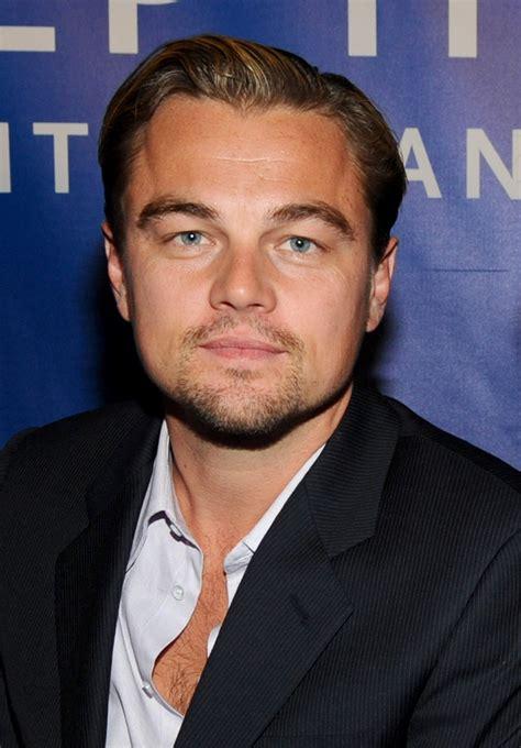 Hair Extend Asli Rambut Extend Leonardo Dicaprio Side Part Leonardo Dicaprio