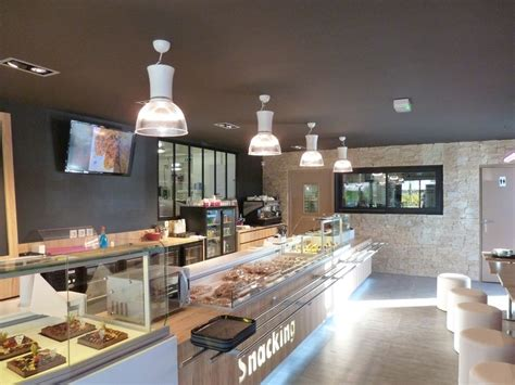 Espace Revetement Angers by Agencement Boulangerie Patisserie Chocolaterie Boulanger