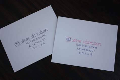 what is the best pen for addressing wedding invitations silhouette sketch pens for customized wedding invitation