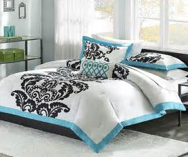 white and black comforter chic black and white bedding for