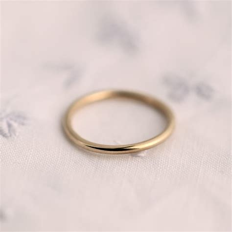 rings1s profile on imagefapcom charlotte bezzant jewellery gold ring with round profile