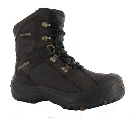 hi tec snow boots mens hi tec timberline men s snow boots from hi tec for 163 100 00