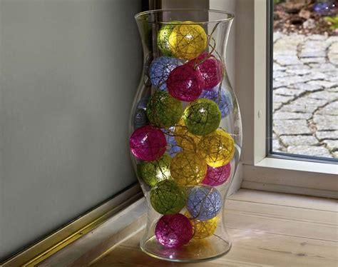 Guirlande Lumineuse Dans Vase by Deco Vase Guirlande Lumineuse