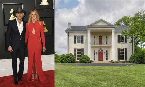 Tim Mcgraw And Faith Home Burglarized by Take A Grand Tour Of Tim Mcgraw Faith Hill S Estate Photos
