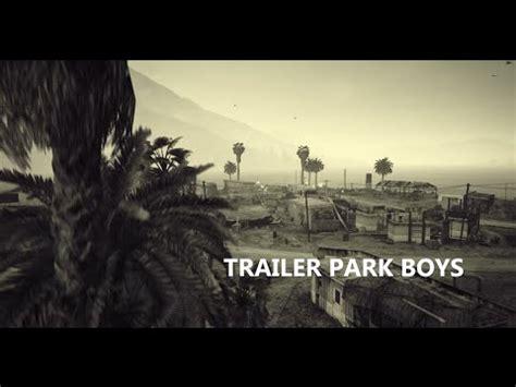 trailer park boys intro, gta edition! youtube