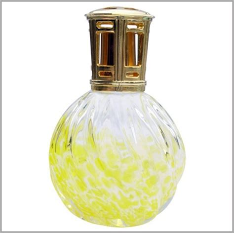 Handmade Perfume - handmade blown glass perfume bottle