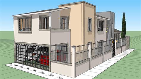 dise ar una casa como dise 241 ar una casa en esquina de 8x20 de terreno